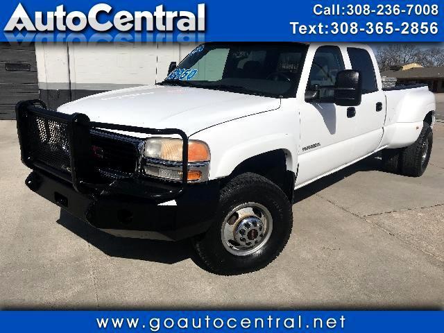 2004 GMC Sierra 3500 3500