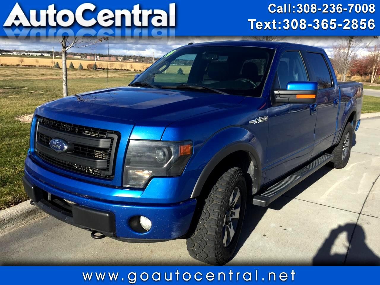 2014 Ford F-150 FX4 SuperCrew Short Box