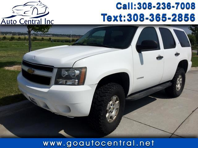 2011 Chevrolet Tahoe SPECIAL