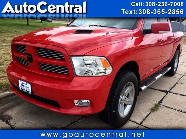 2012 Dodge RAM 1500 SPORT