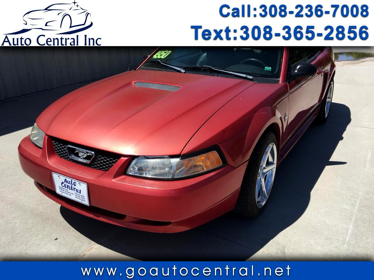 Ford Mustang 2dr Cpe 2002