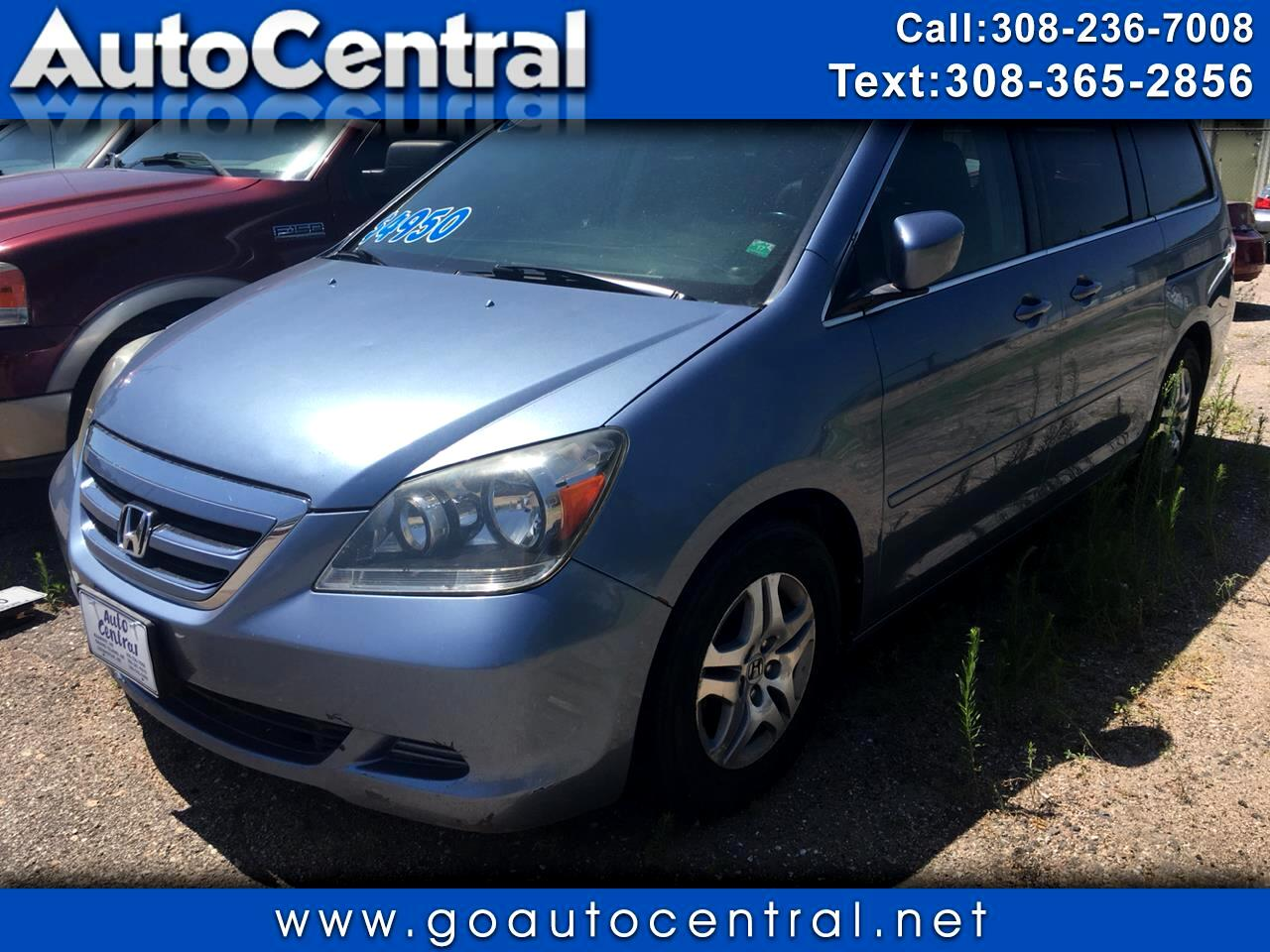 2006 Honda Odyssey 5dr EX-L AT with RES
