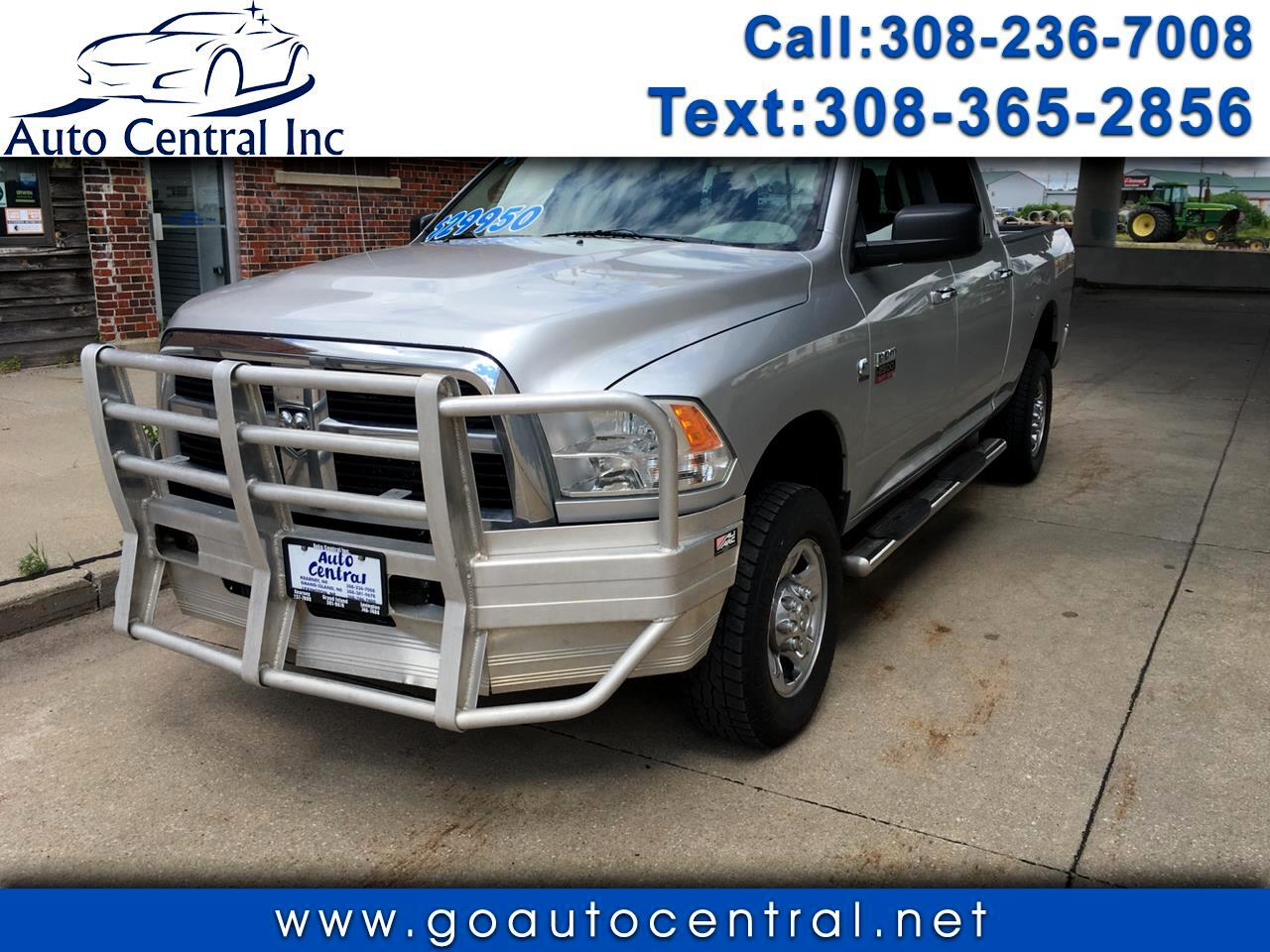 2012 Dodge 3/4 Ton Trucks