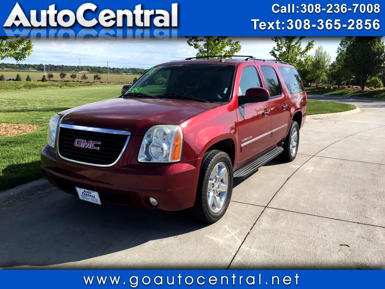 2011 GMC Yukon XL 4WD 4dr 1500 SLT