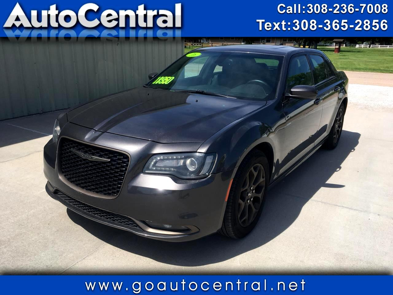 2016 Chrysler 300 300S AWD