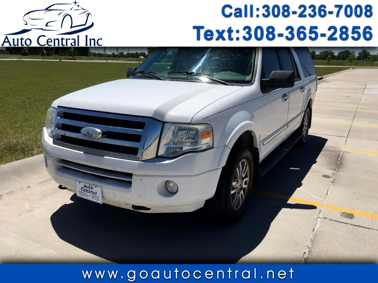 2009 Ford Expedition EL EL XLT 4WD