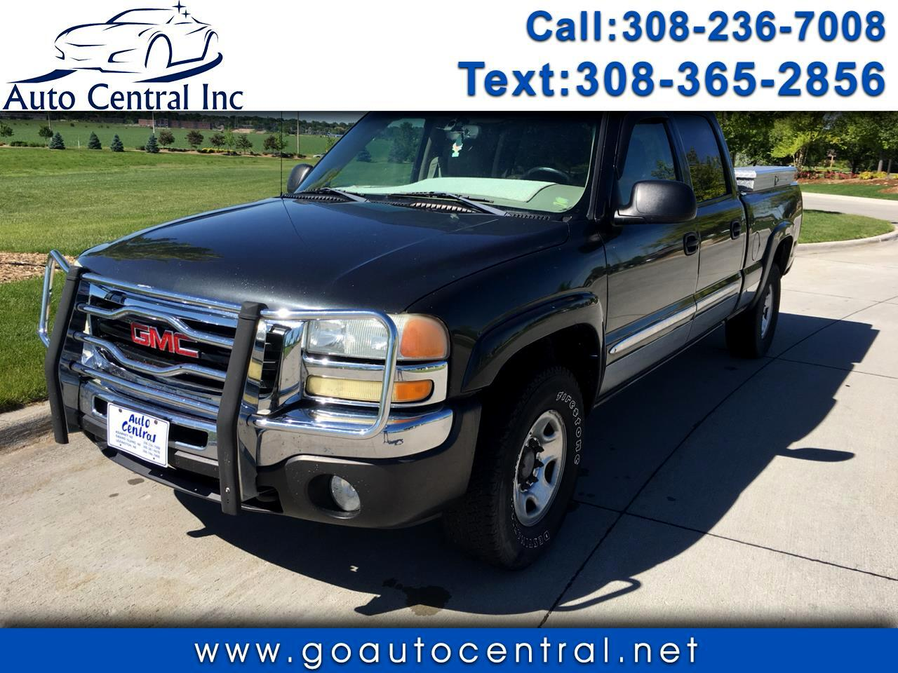 2003 GMC 1500 Pickups Club Coupe 141.5