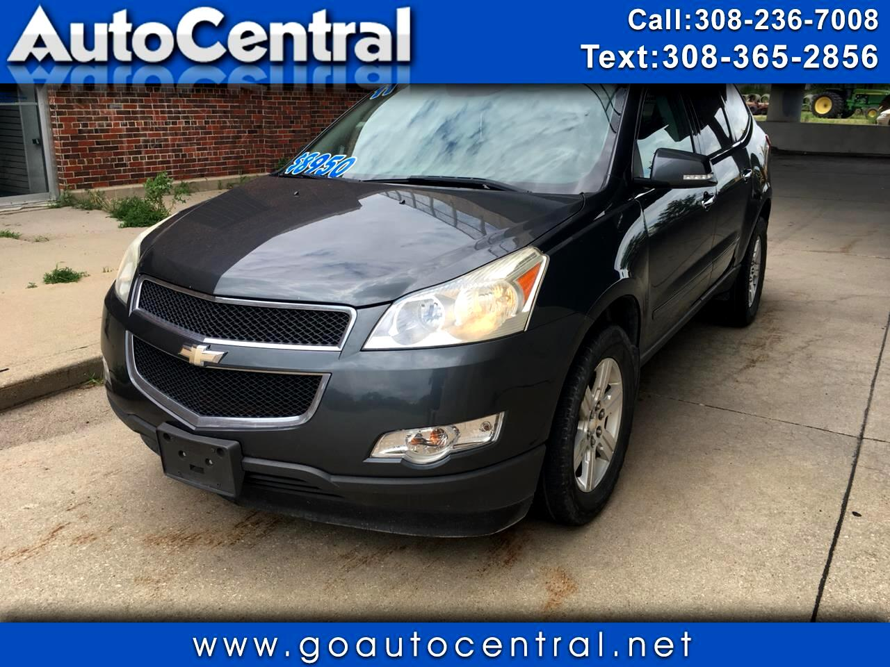 2011 Chevrolet Traverse AWD 4dr LT w/1LT