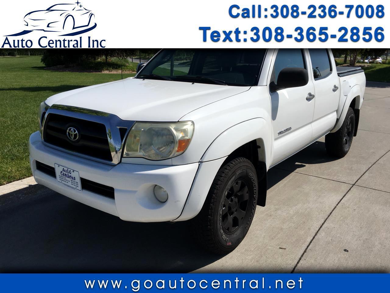 2007 Toyota Tacoma 4WD Double 128 V6 MT (Natl)