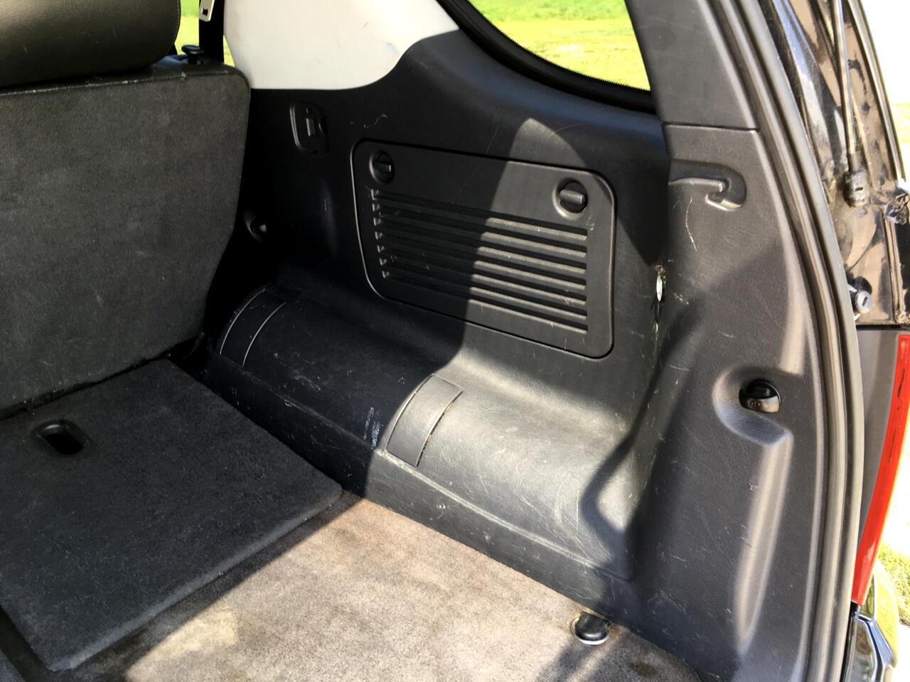 2000 Mercedes-Benz M-Class 4dr AWD 3.2L