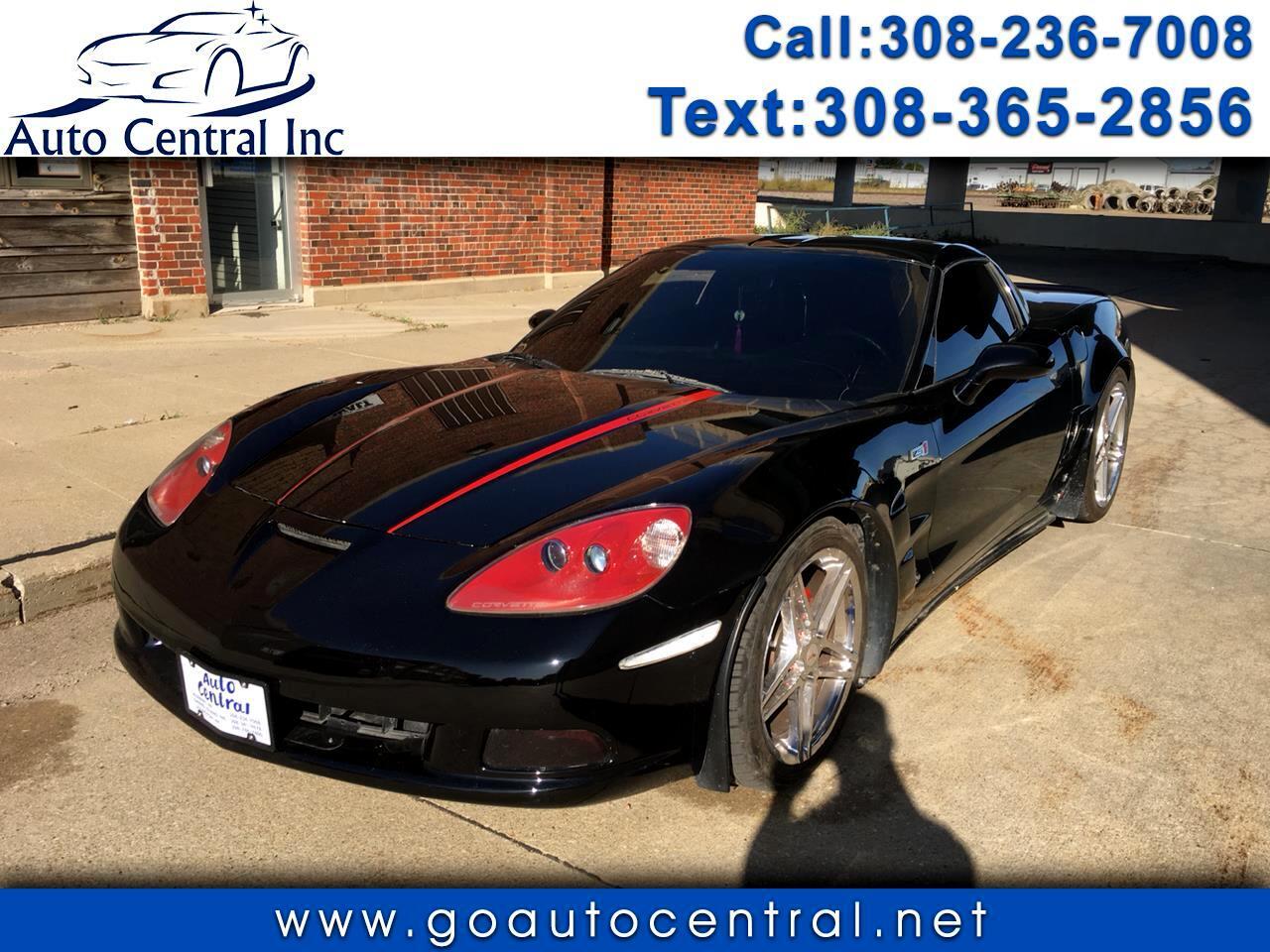 2007 Chevrolet Corvette 2dr Cpe
