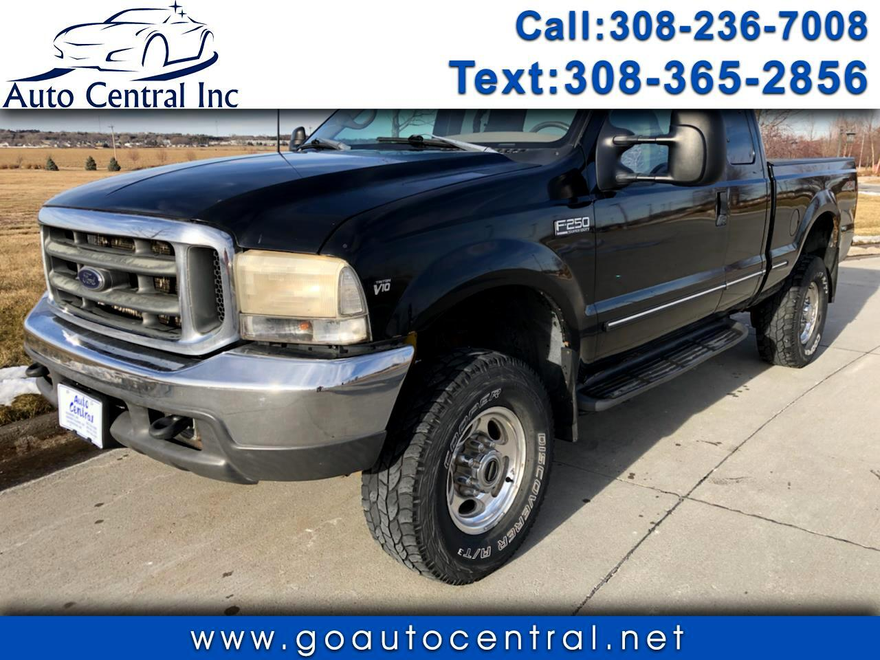 "Ford Super Duty F-250 Supercab 142"" Lariat 4WD 1999"