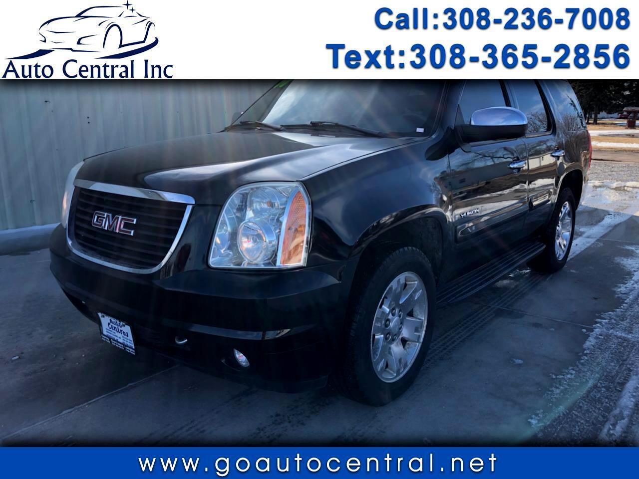 GMC Yukon 4WD 4dr 1500 SLT 2007