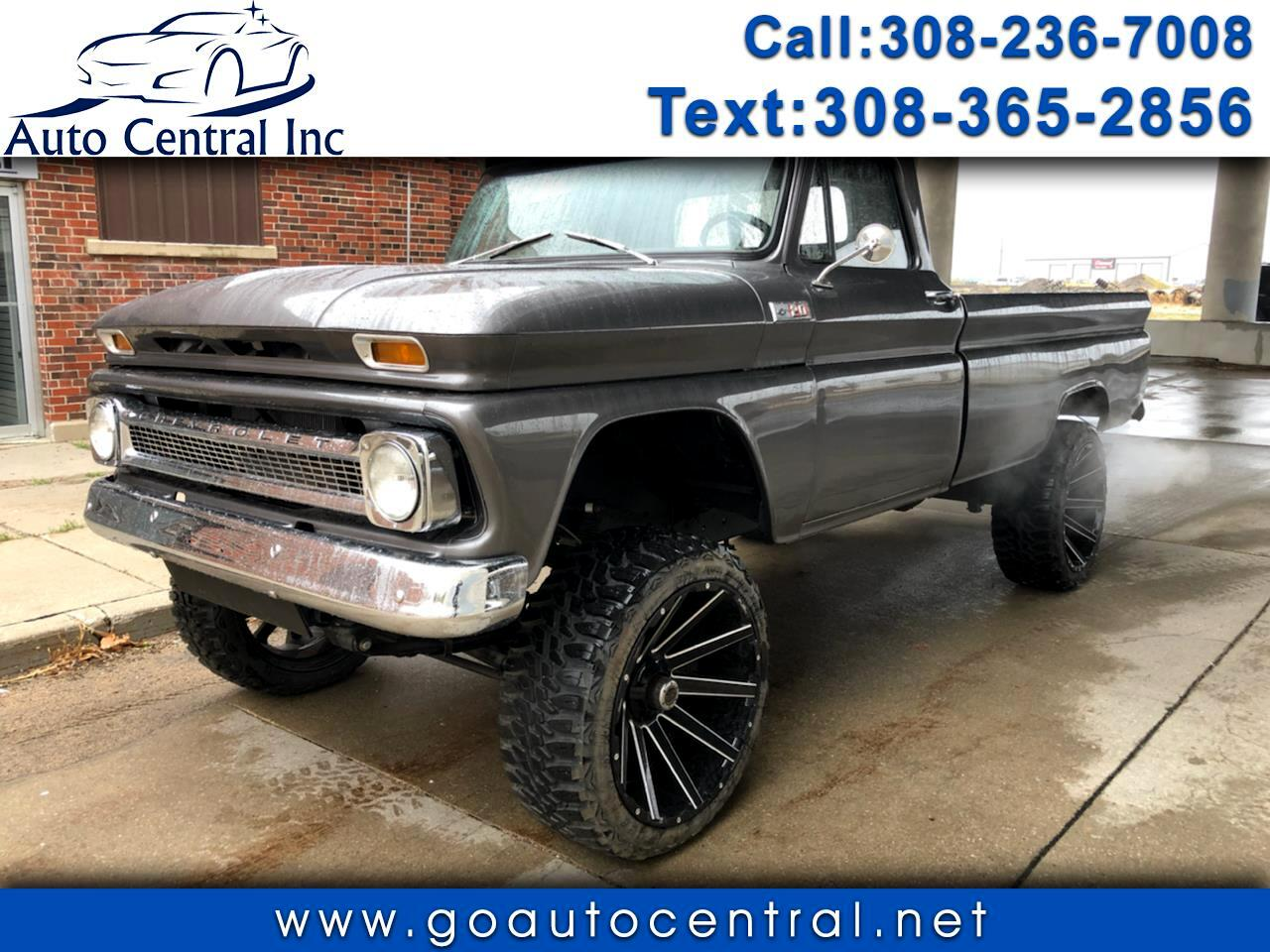 Chevrolet 1/2 Ton Pickups  1965