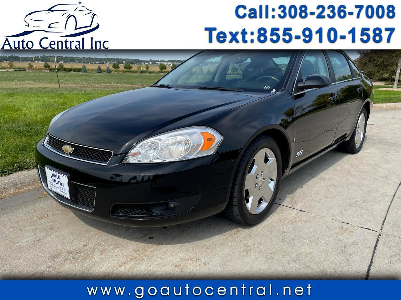 2008 Chevrolet Impala 4dr Sdn SS