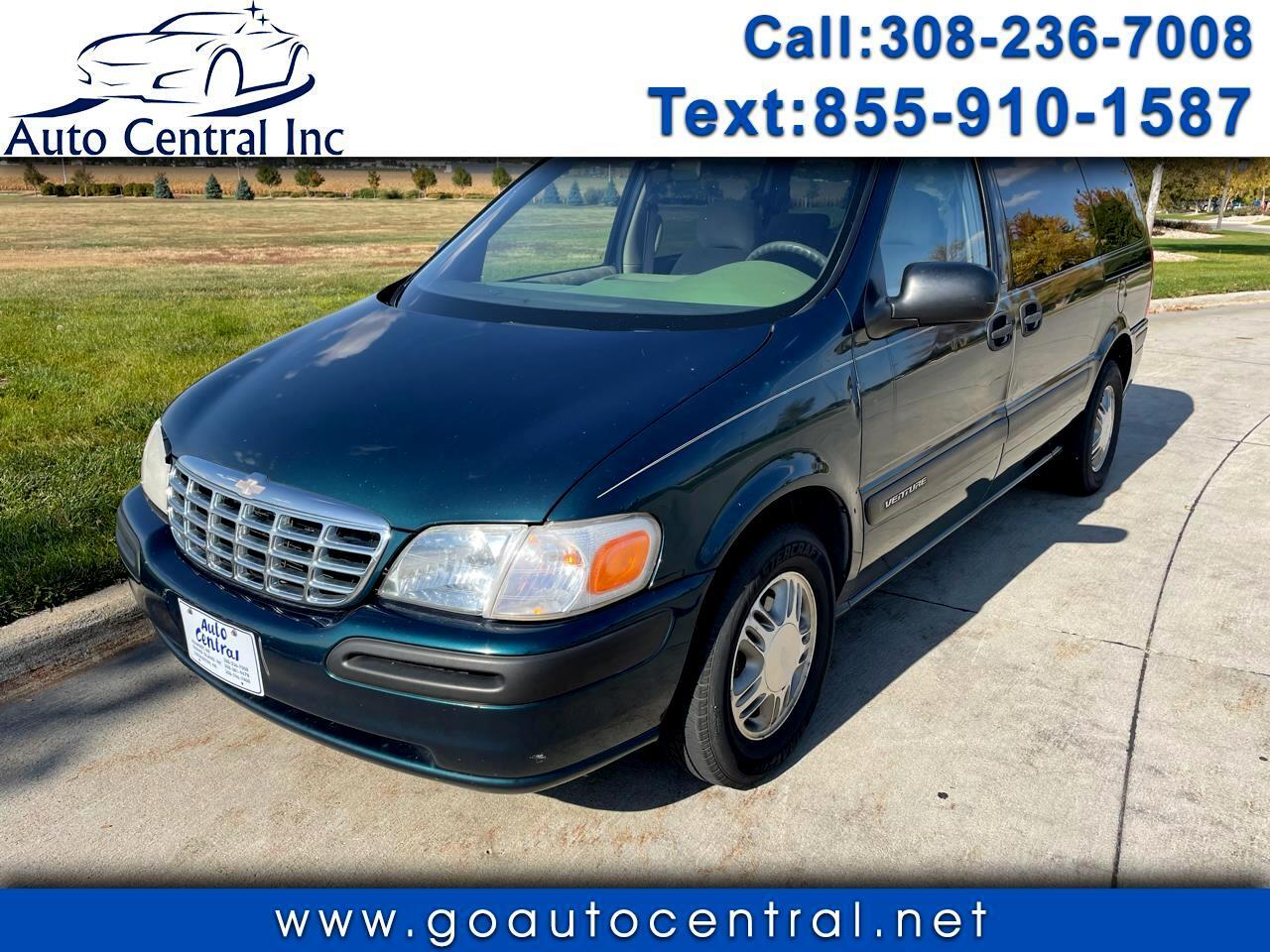 1997 Chevrolet Venture 4dr Ext WB