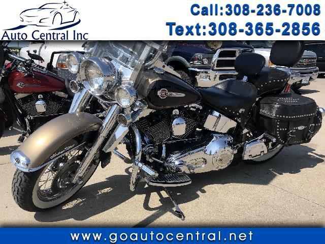 Harley-Davidson FLSTCI  2004