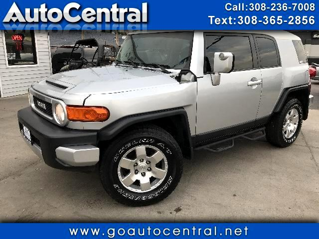 2007 Toyota FJ Cruiser 4WD MANUAL TRANSMISSION
