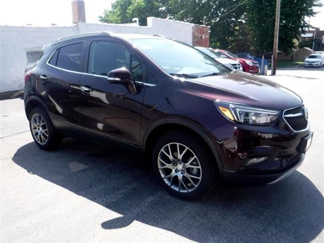 2018 Buick Encore Sport Touring AWD