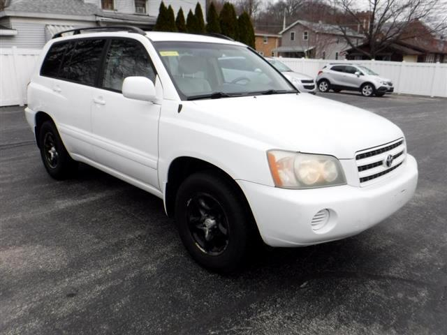 2003 Toyota Highlander FWD 4dr Base (Natl)