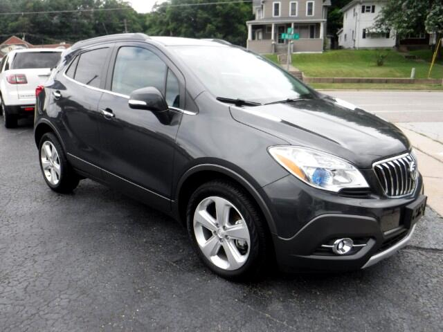2016 Buick Encore FWD 4dr Leather