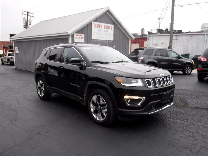 2018 Jeep Compass Limited 4x4