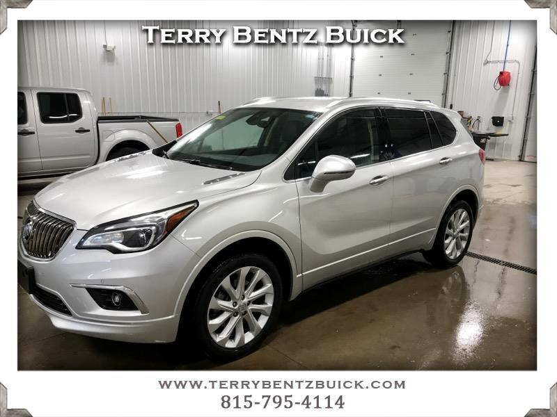 2018 Buick Envision AWD 4dr Premium