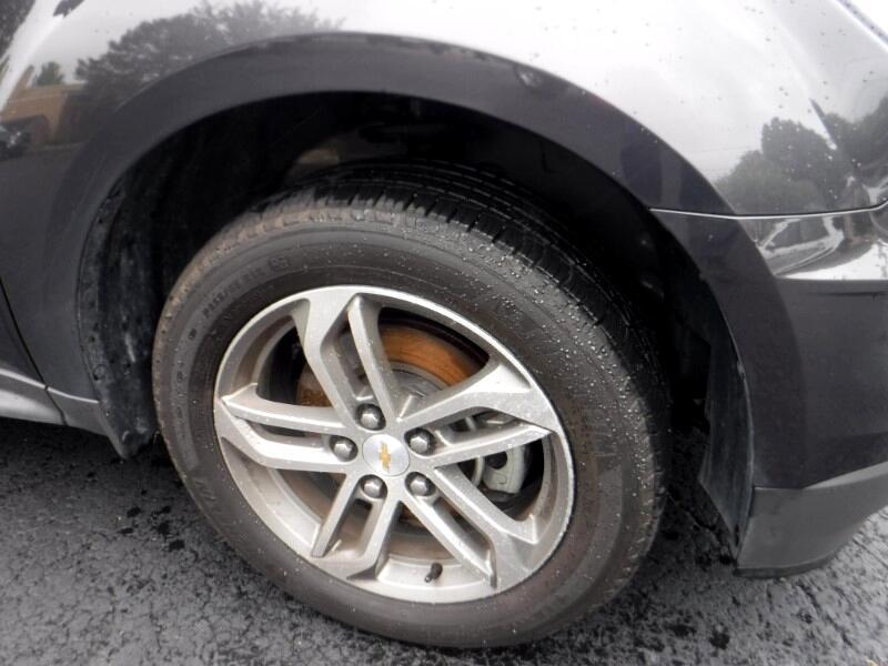2016 Chevrolet Equinox FWD 4dr LTZ
