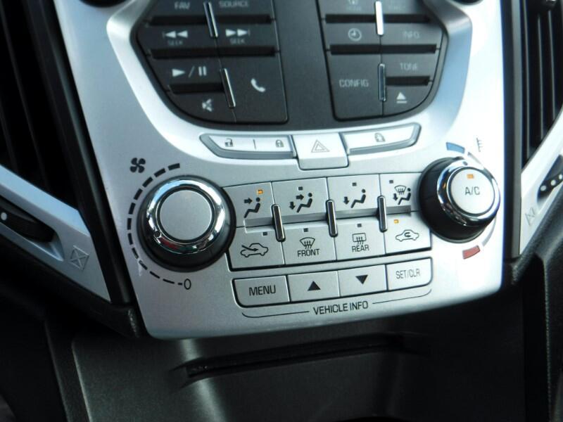 2014 GMC Terrain FWD 4dr SLE w/SLE-1