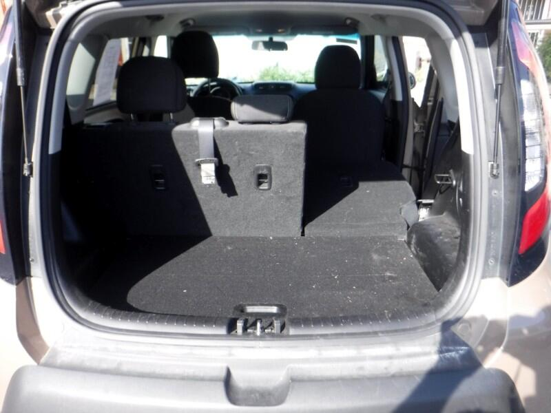 2016 Kia Soul 5dr Wgn Auto Base