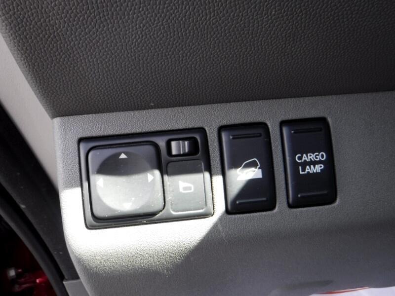 2019 Nissan Frontier Crew Cab 4x4 SV Auto