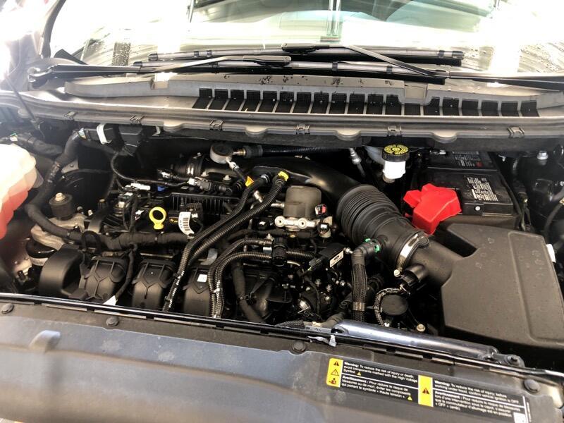 Ford Edge 4dr Titanium AWD 2019