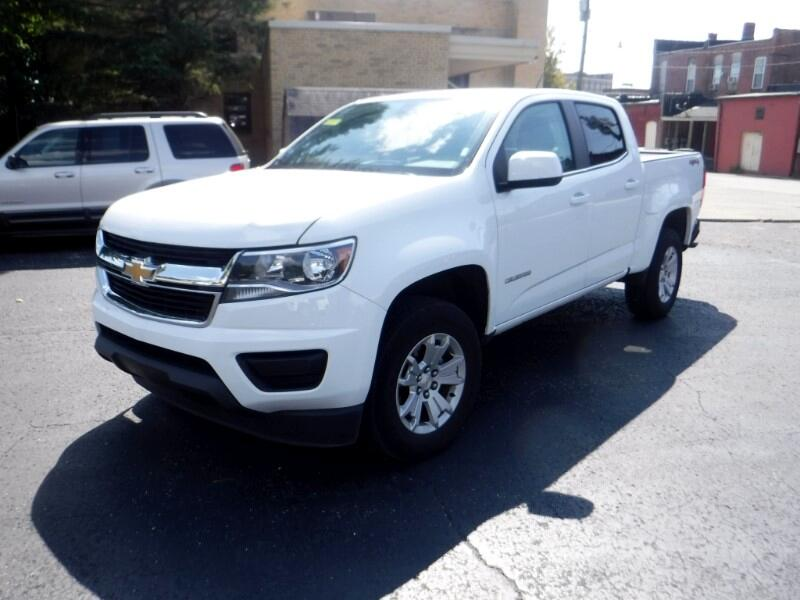 "Chevrolet Colorado 4WD Crew Cab 128.3"" LT 2019"