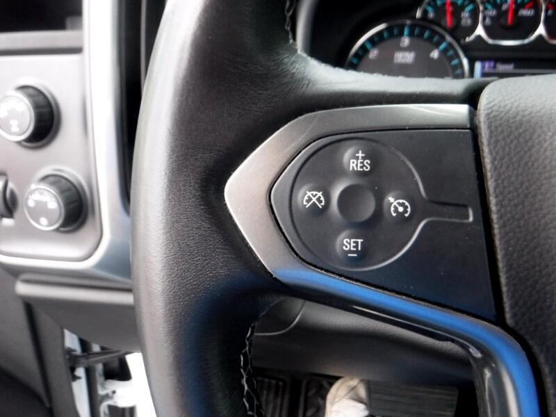 Chevrolet Silverado 1500 LD 4WD Double Cab LT w/1LT 2019