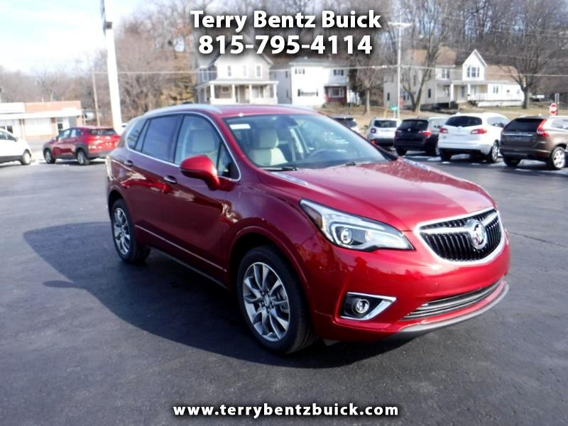 Buick Envision AWD 4dr Essence 2020