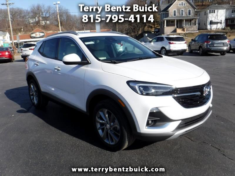Buick Encore GX AWD 4dr Essence 2020
