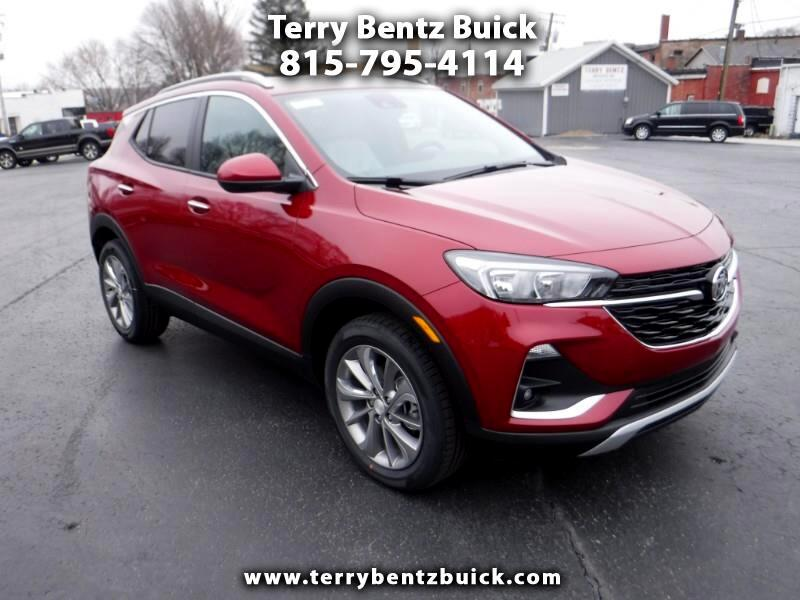 Buick Encore GX AWD 4dr Select 2020
