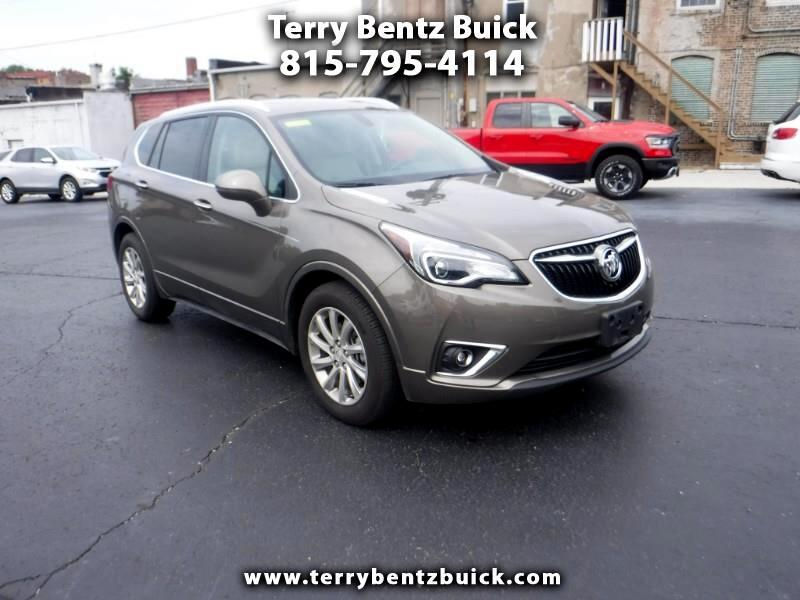 Buick Envision FWD 4dr Essence 2019
