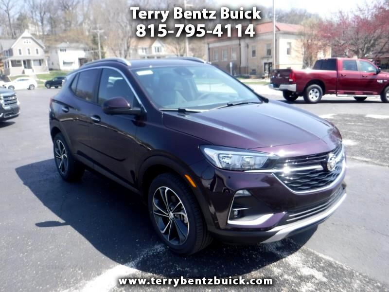 Buick Encore GX FWD 4dr Select 2021