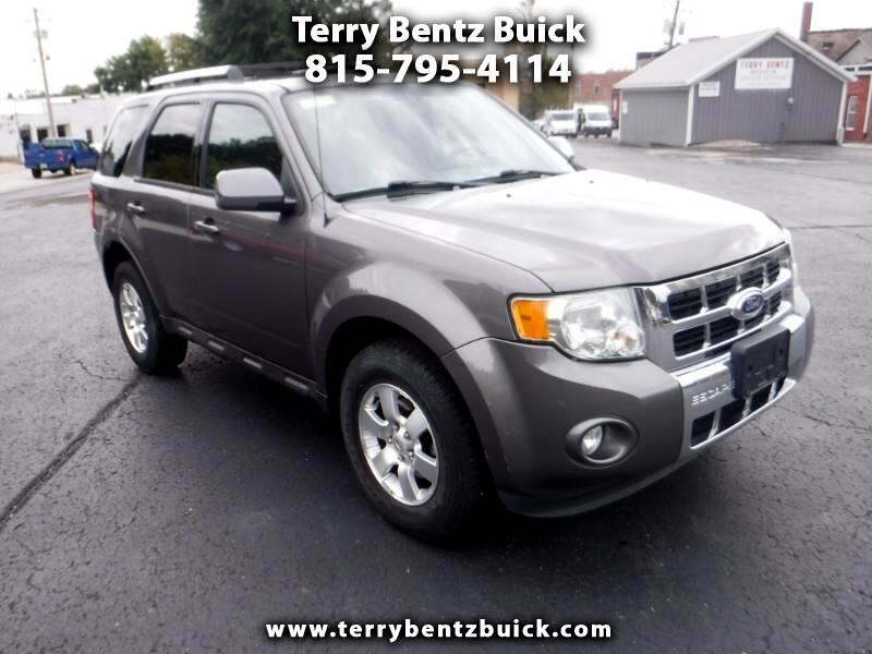 Ford Escape FWD 4dr Limited 2011