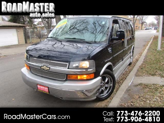 2010 Chevrolet Express CONVERSION