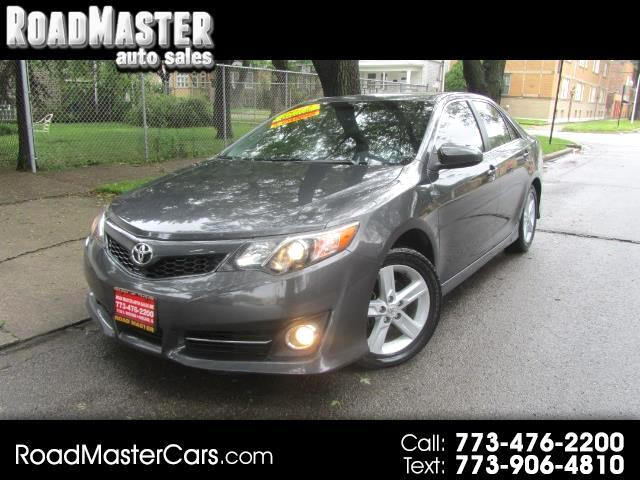 2012 Toyota Camry L