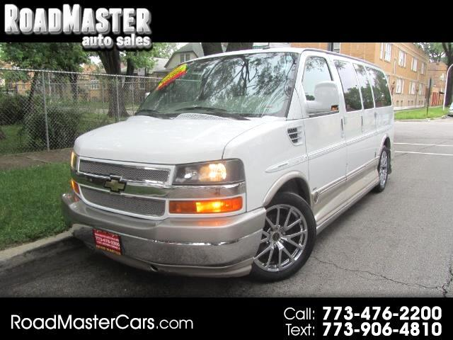 2011 Chevrolet Express CONVERSION LOW TOP