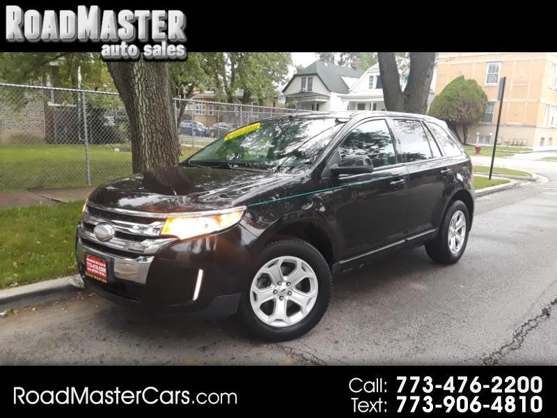 Ford Edge 4dr SEL AWD 2012