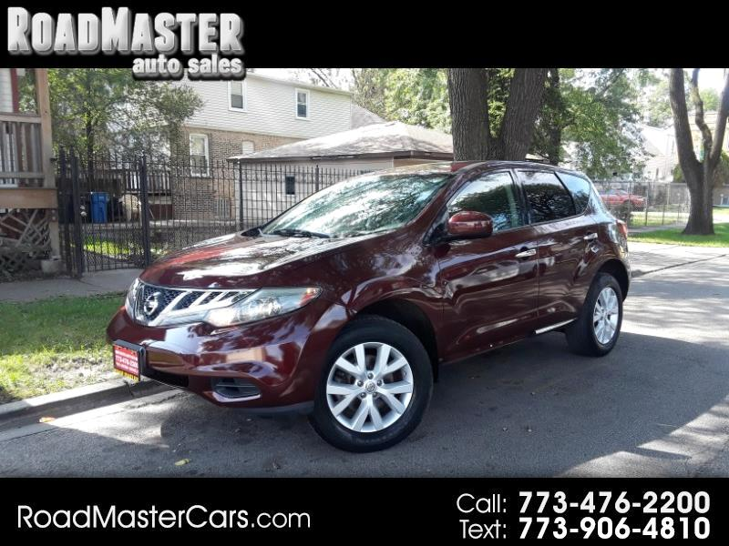 2011 Nissan Murano AWD 4dr S
