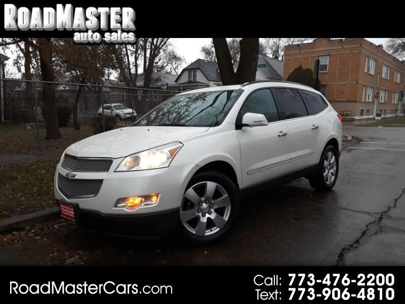 Chevrolet Traverse AWD 4dr LTZ 2011