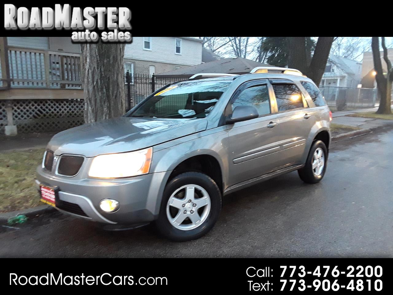 Pontiac Torrent FWD 4dr 2006