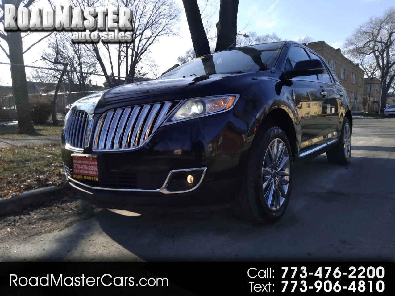 Used Lincoln Mkx Chicago Il