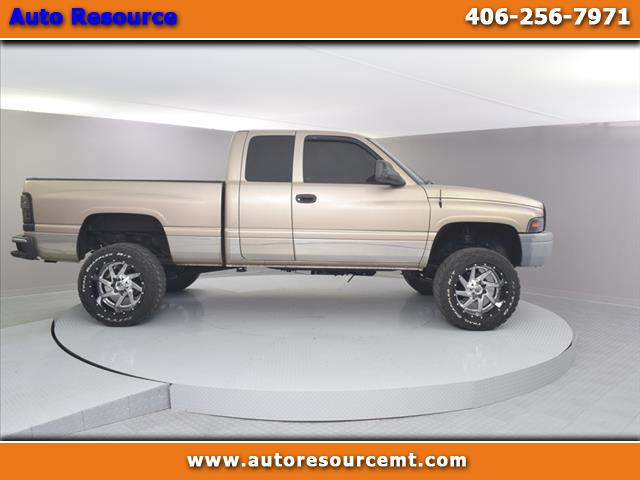 2002 Dodge Ram 2500 QUAD CAB SHORT BED 4X4