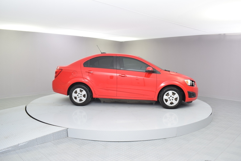 2016 Chevrolet Sonic LS Manual Sedan
